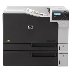 Color LaserJet Enterprise M750dn Laser Printer
