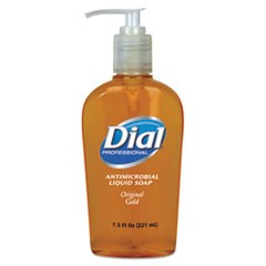 SOAP,LIQD DIAL GLD,7.5OZ