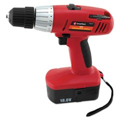 Great Neck Great Neck 18 Volt 2 Speed Cordless Drill, 3/8  Keyless Chuck