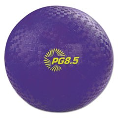 "Playground Ball, 8 1/2"" Diameter, Purple"
