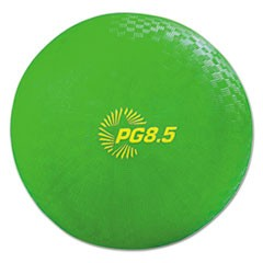 "Playground Ball, 8 1/2"" Diameter, Green"