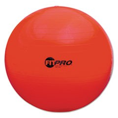 FitPro Ball, 65cm, Red