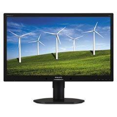 B-Line Brilliance Widescreen LCD Monitor, Power Sensor, 22""
