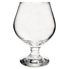 Glass Tumblers, Brandy, 9oz, Clear