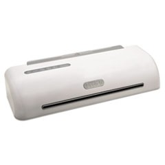 "Pro 12 1/3"" Thermal Laminator Value Pack, 50 Letter Size Laminating Pouches"