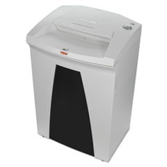 "SECURIO B32 1/4"" Strip-Cut Shredder, Shreds up to 30 Sheets, 21.7-Gal Capacity"