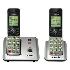 CS6619-2 Cordless Phone System, Base and 1 Additional Handset