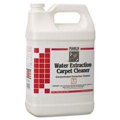 Water Extraction Carpet Cleaner, Floral Scent, Liquid, 1 gal. Bottle