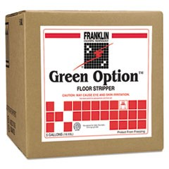 Green Option Floor Stripper, Liquid, 5 gal. Box