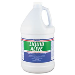LIQUID ALIVE Enzyme Producing Bacteria, 1gal, Bottle, 4/Carton