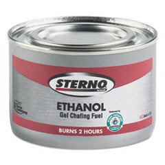 Ethanol Gel Chafing Fuel Can, 182.4g, 72/Carton