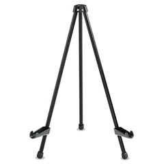 "Tabletop Instant Easel, 14"" High, Steel, Black"