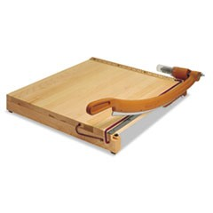 "ClassicCut Ingento Solid Maple Paper Trimmer, 15 Sheets, Maple Base, 18"" x 18"""