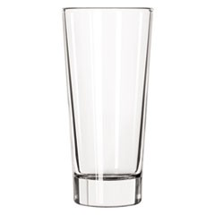"�lan Glass Tumblers, 14oz, 6 5/8"" Tall"