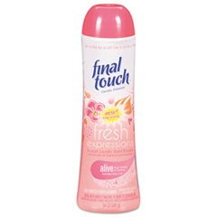 Fresh Expressions In-Wash Laundry Scent Booster, 24 oz, Powder, Pnk Orchid, 6/CT
