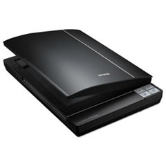 "Perfection V370 Scanner, Scans Up to 8.5"" x 11.7"", 4800 dpi Optical Resolution"