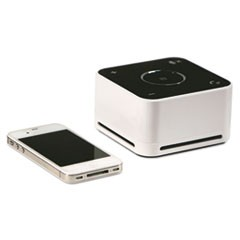 Conference Mate Wireless Speaker, White