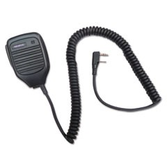 External Speaker Microphone For TK Series Two-Way Radios, Black