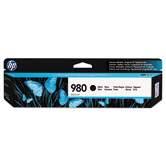HP 980, (D8J10A) Black Original Ink Cartridge