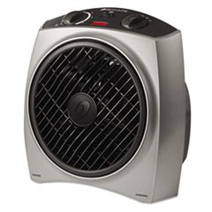 Oscillating Heat Circulator, 1500W, Gray