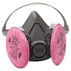 Half Facepiece Respirator 6000 Series, Reusable