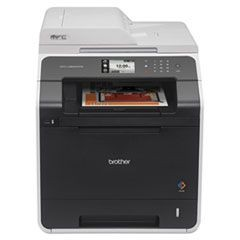 MFC-L8600CDW Color Laser All-in-One with Wireless Networking and Duplex Printing