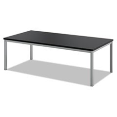 Occasional Coffee Table, 48w x 24d, Black