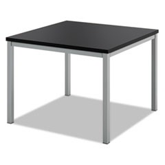Occasional Corner Table, 24w x 24d, Black