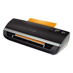 Fusion 5100XL Laminator Plus Pack with Ext Warranty and Pouches, Black/Silver