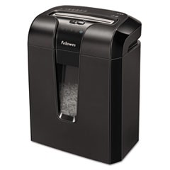 Powershred 63Cb Cross-Cut Shredder, 10 Manual Sheet Capacity