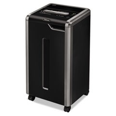 Powershred 325Ci 100% Jam Proof Cross-Cut Shredder, 22 Manual Sheet Capacity