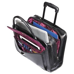 Women's Rolling Mobile Office, 16 1/2 x 6 x 12 3/4, Black