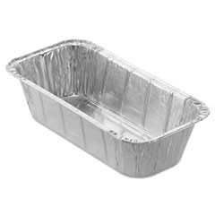 "Steam Table Aluminum Pan, One-Third Size, 3 5/16"" Deep, 200/Carton"