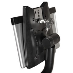 Tablet Kiosk Stand Locking System, Black