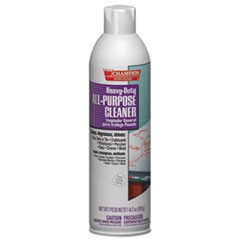 Heavy-Duty All-Purpose Cleaner/Degreaser, 18oz, Aerosol, 12/Carton