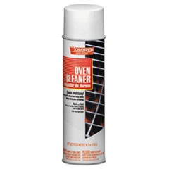 Champion Sprayon Oven Cleaner, 18oz, Aerosol, 12/Carton