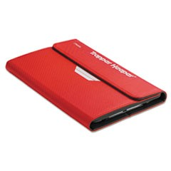 "Trapper Keeper Universal Case for Tablets, 7"" and 8"", Red"