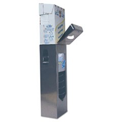 Cartridge In-Counter Napkin Dispenser, Metal, 7 1/2 x 20 x 5 2/5