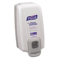 PURELL Wall/Stand Dispenser, Works with NXT Refill, 1000ml, Gray