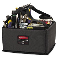 Executive Quick Cart Caddy, Small, Dark Gray
