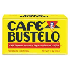 Coffee, Espresso, 10 oz Brick Pack, 24/Carton