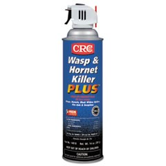 Wasp & Hornet Killer Plus Insecticide, 14 oz Aerosol Can, 12/Carton