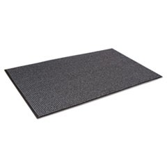 Oxford Elite Wiper/Scraper Mat, 36 x 60, Black/Gray