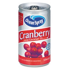 Cranberry Juice Drink, Cranberry, 5.5 oz Can