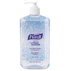 SANITIZER,PURELL 20-OZ,CR