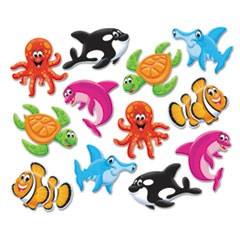 Sea Buddies Classic Accents Variety Pack, 36 Pieces