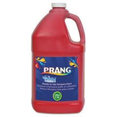 Washable Paint, Red, 1 gal