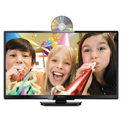 "LED/DVD Combo TV, 31 1/2"", 720p, Black"