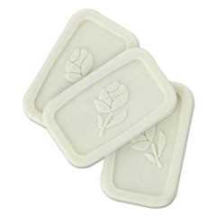 Unwrapped Amenity Bar Soap, Fresh Scent, 0.5 oz, 1000/Carton