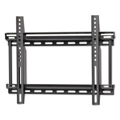 Neo-Flex Wall Mount, Very Heavy-Duty, 19 3/8 x 1 5/8 x 14 1/2, Black